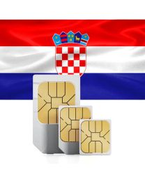 SIM card for Croatia