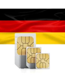 SIM card for use in Germany