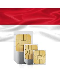 SIM card for use in Indonesia