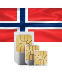 SIM card for use in Norway