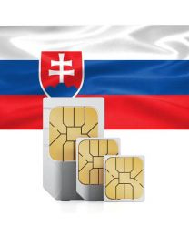 SIM card for use in Slovakia