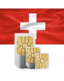 SIM card used in Switzerland