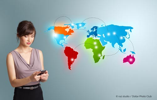 We offer international SIM cards for all travel destinations. Travel the world and stay connected.